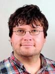 Chris Kaufman/Appeal-Democrat Appeal-Democrat reporter Andrew Creasey.