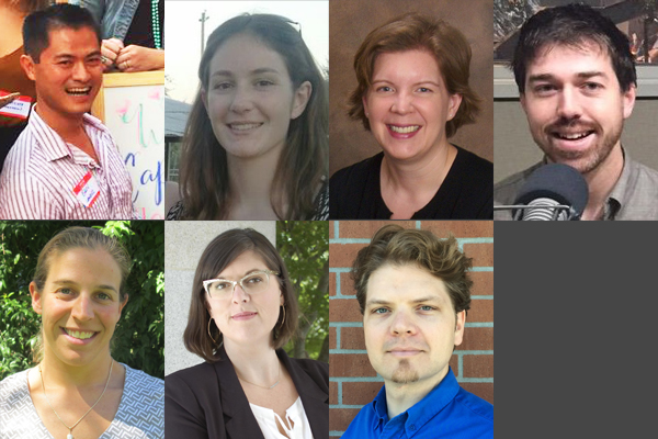 2016 CapSciComm Board of Chairs
