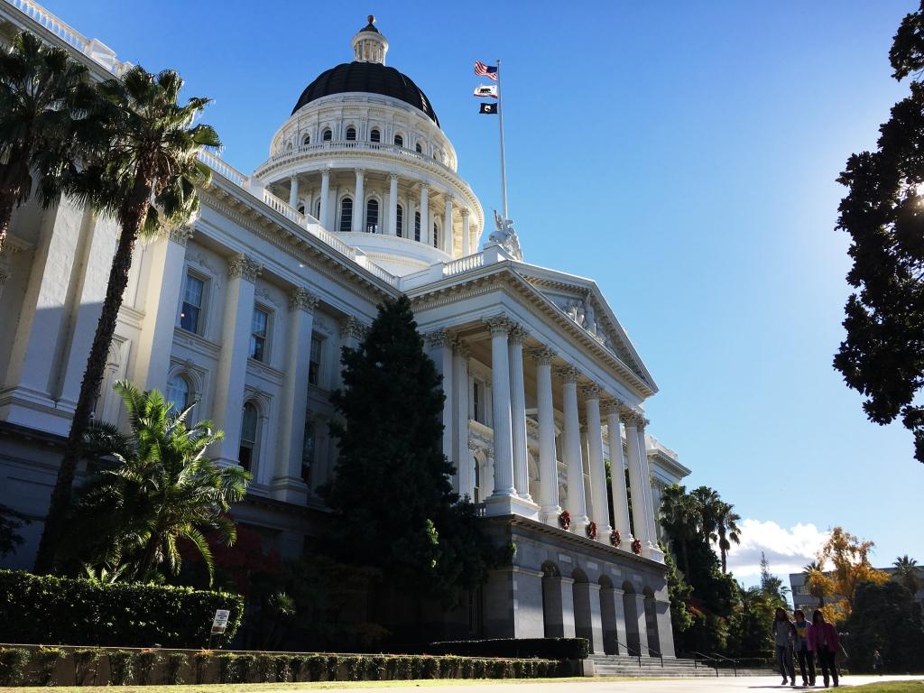 State Capitol Building, Sacramento, California