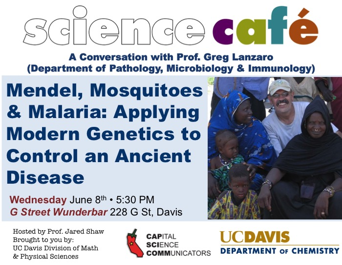 Davis Science Café – Capital Science Communicators