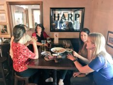 The May 2016 Networking Social at de Vere's Davis followed that month's CapSciComm Professional Workshop.