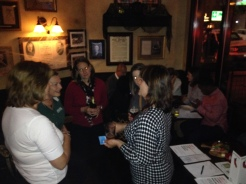 Communicators attending the Bay-Delta Conference joined our October 2014 Networking Social in Sacramento.