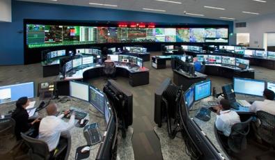 Folsom Control Room