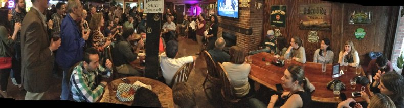 Streets Pub in Sacramento is the current home for Sac Science Distilled.
