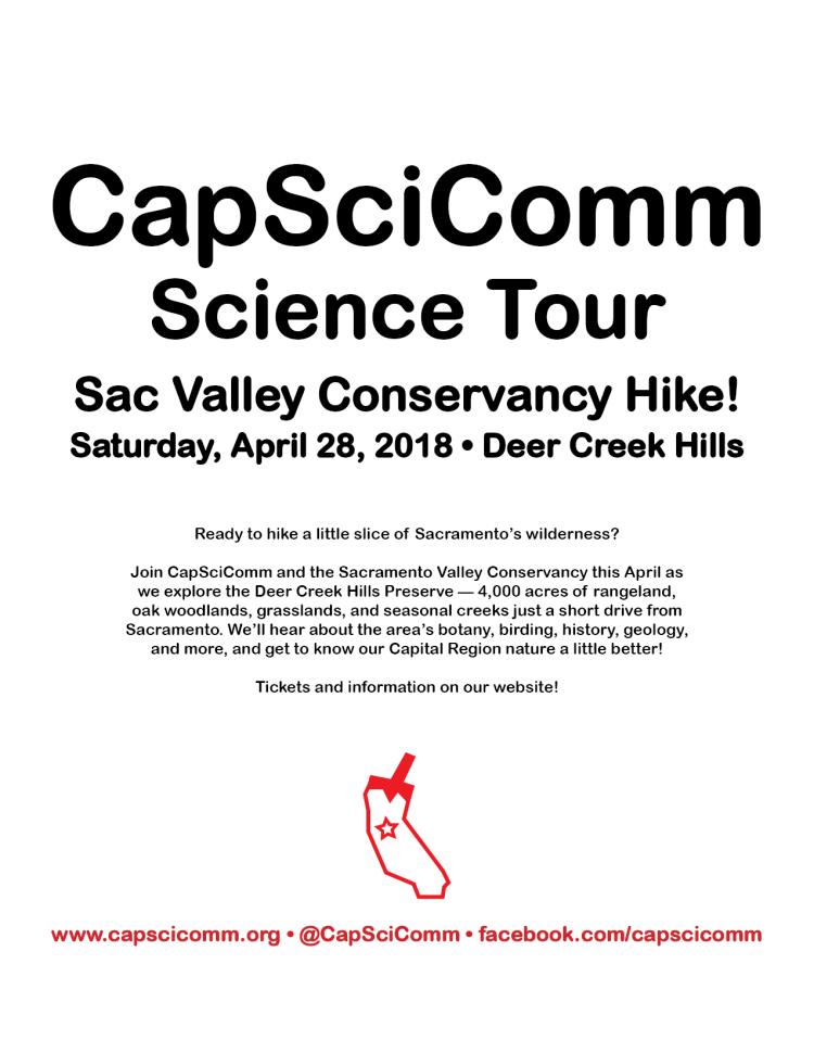 CapSciComm sign 20180428