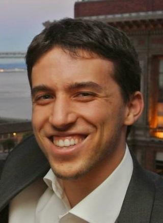Portrait photo of Cory Warshaw